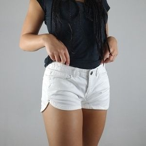 White Mossimo Shorts